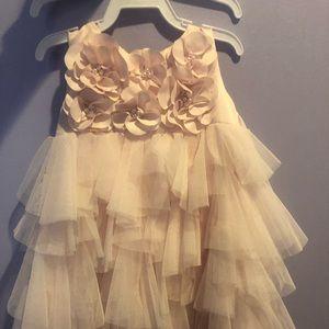 Toddler girls party dress